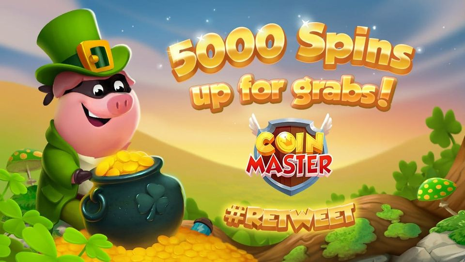 coin master free 5000 spins